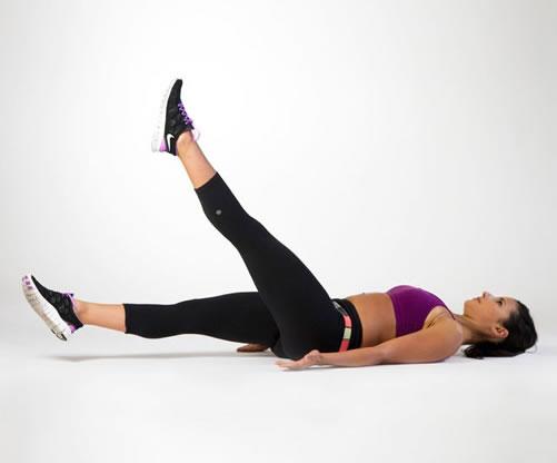 cviky na brucho fitness