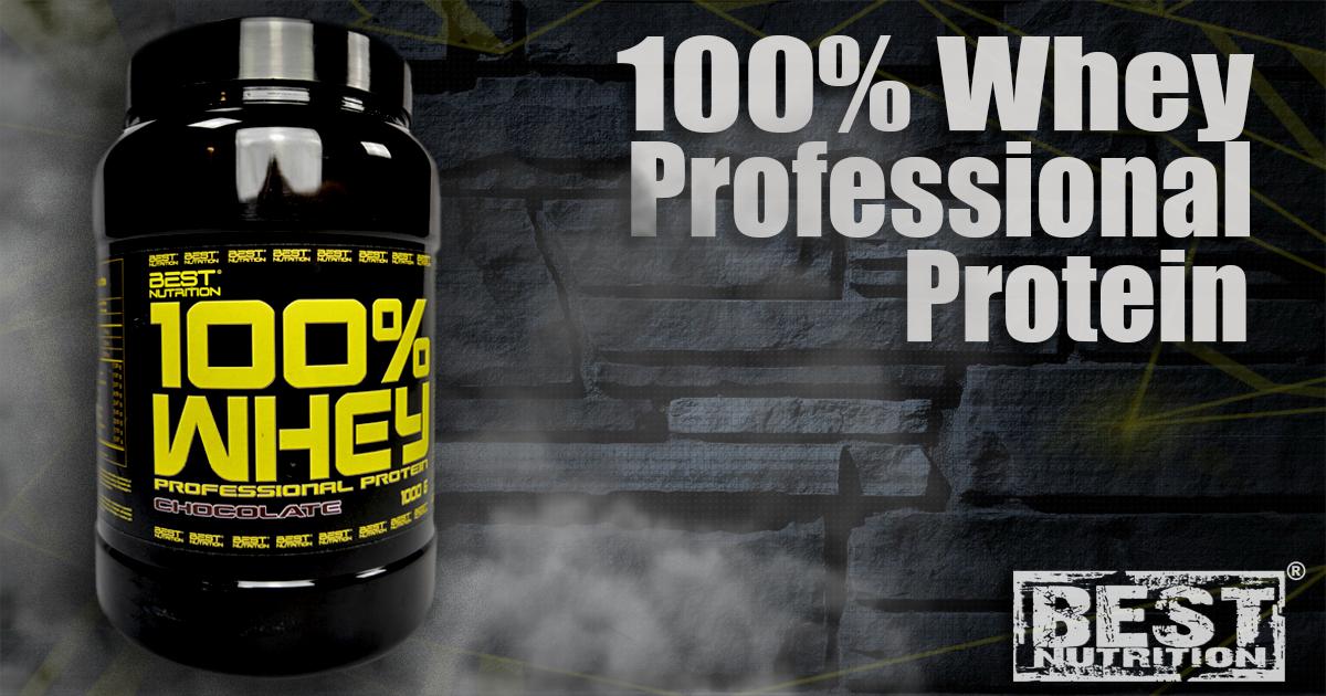 best nutrition whey professional protein recenzia