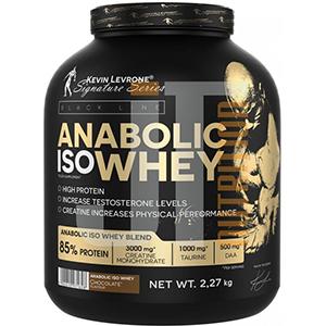Anabolic Iso Whey - srvátkový proteín