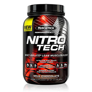 Nitro-Tech Performance Series - srvátkový proteín