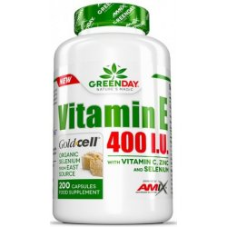 Vitamín E 400