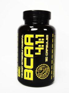 bcaa 4:1:1 aminokysleiny od best nutrition