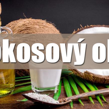 kokosový olej akcia