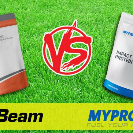 srvátkovy protein, gymbeam.sk myprotein.sk