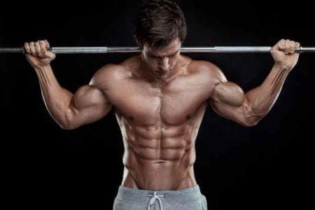 ako nabrať svaly,