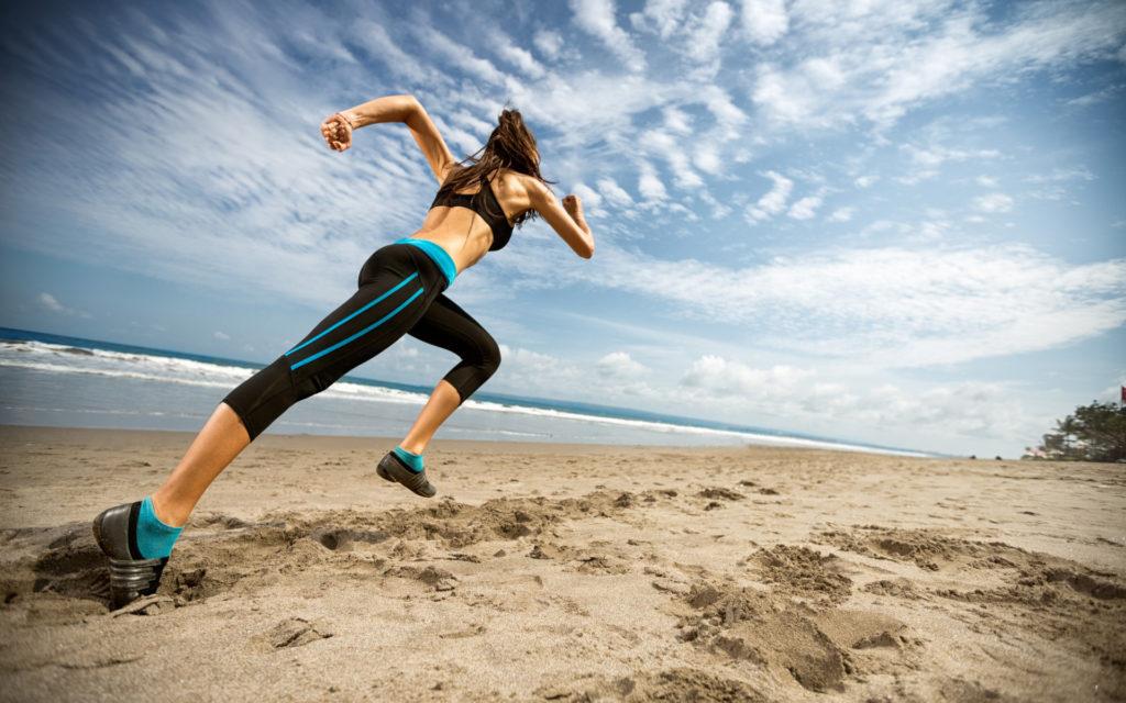 kardio cviky, cvičenie, beh