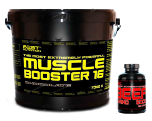 muscle booster gainer