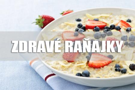4 zdravé recepty na zdravé raňajky