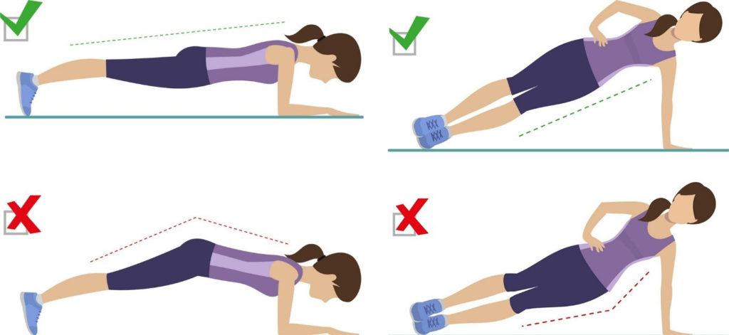 plank a chyby pri planku
